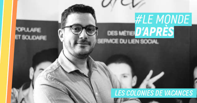 #LeMondeD'après : l'Ufcv imagine le futur des colos