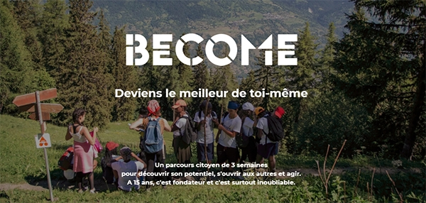 "L'Ufcv rejoint l'aventure ""BECOME"" !"