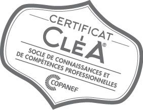 Logo du label Cléa